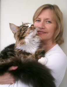 Dr Joanne Righetti and her pets