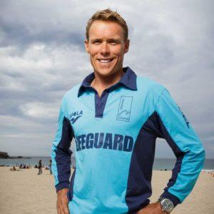 Andrew Reid lifeguard
