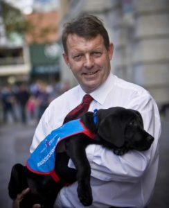 Richard Lord Assistance Dogs Australia