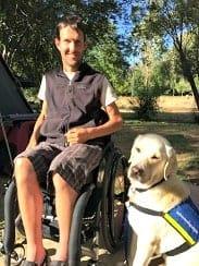 Photo: Assistance Dogs Australia