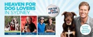 Dog lovers Show Sydney Giveaway