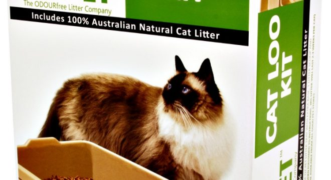 OZ-Pet Cat Loo Kit competition
