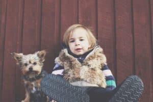 Tips to prevent dog bites in children