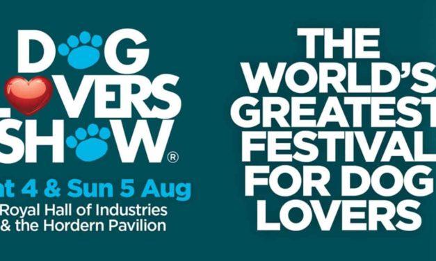 Dog Lovers Show Sydney Giveaway 2018!
