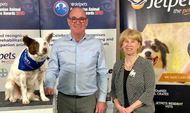 AUSTRALIA-WIDE WINNERS FOR COMPANION ANIMAL RESCUE