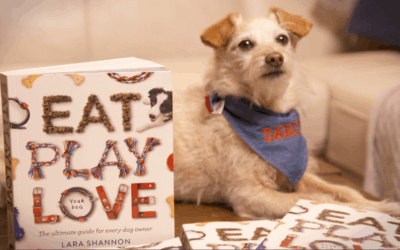 Eat Play Love your dog Giveaway