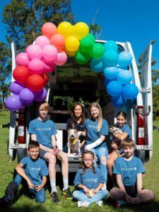 Future Vet Kids Camp in Brisbane launch.