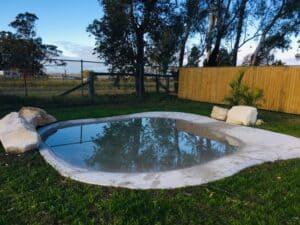 Greysland splash pool